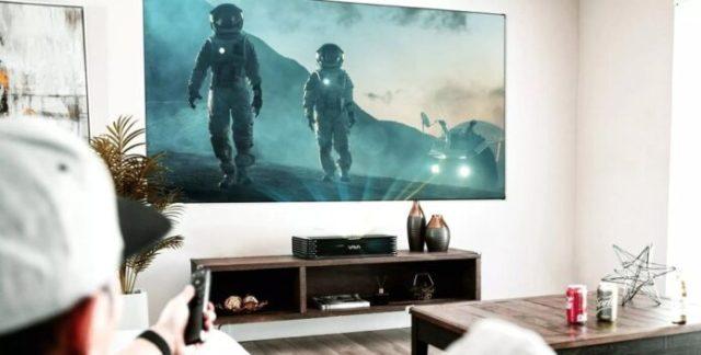 Представлен проектор Vava Chroma, способный заменить 4К-телевизор