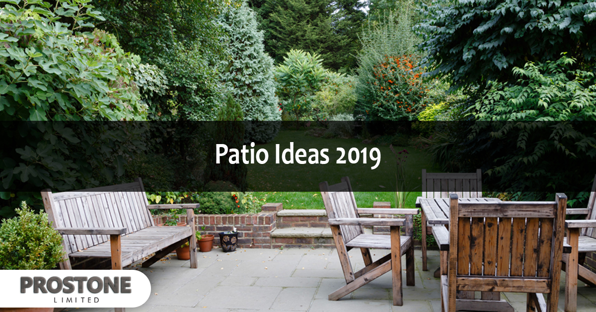 Garden Patio Ideas Uk 2019 Prostone Ltd