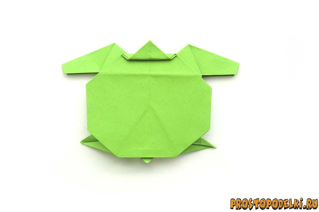 Оригами тасбақасы-23