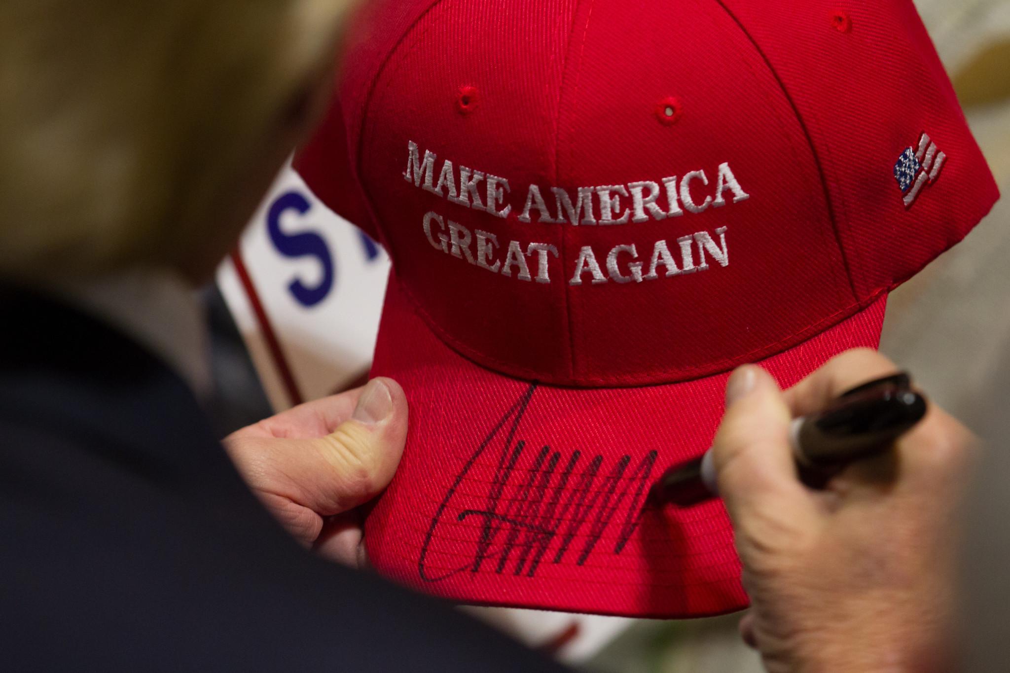 Политический имидж Дональда Трампа и внешняя политика США при  Политический имидж Дональда Трампа и внешняя политика США при 45 президенте Америки