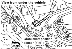 Cam and Crankshaft Sensor Problems  Page 2  Infinitihelp