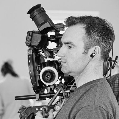 Lee Hodge Freelance Cameraman & Producer about - Prosup Professional Camera Support