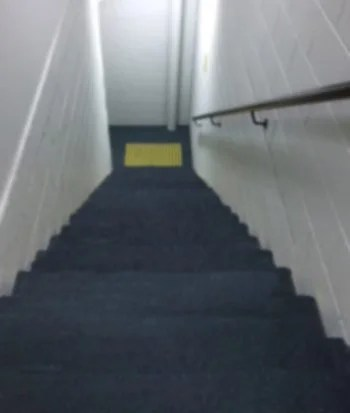 Vision Impaired - Stairs