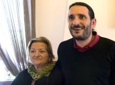 Oscar y su madre, de La Venta de Benifato