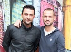 Guillermo y Jorge de LZSB