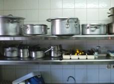 Las reformas se extendieron a las cocinas