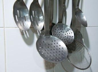 Detalles de la cocina de Condomina 58
