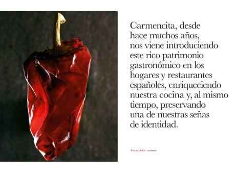 Imágenes del libro de Carmencita