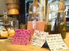 """Limonada casera """"pink lemonade"""" al más puro estilo americano"""