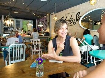 Sofía nos habla de la historia de Cul de Sac by Las Manolitas