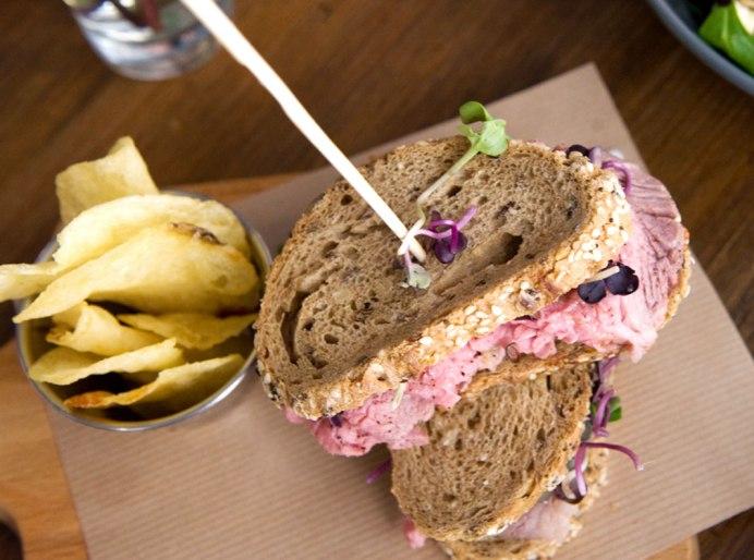 El fingerfood está causando furor en las capitales europeas