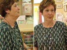 Marisa Pla, una mujer que siempre ha estado a la última en la confección, la manualidad, la decoración y el comercio
