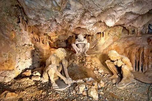 Αρχαιολογία και σπήλαια