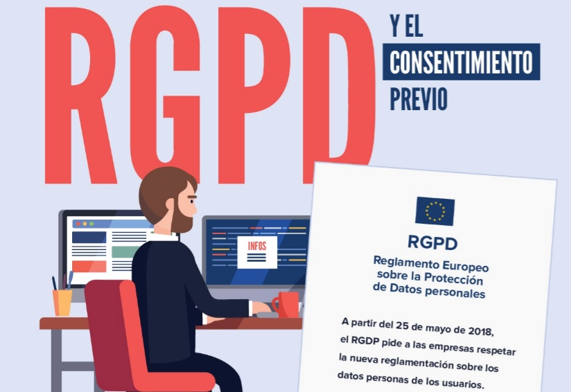 email marketing, según el RGPD