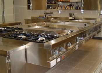 Limpiador cocina industrial