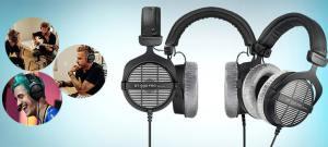 Best Budget Open Back Headphones - Beyerdynamic 459038 DT 990 PRO