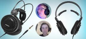 Best Open Back Headphones Under $100 - Audio-Technica ATH-AD500X