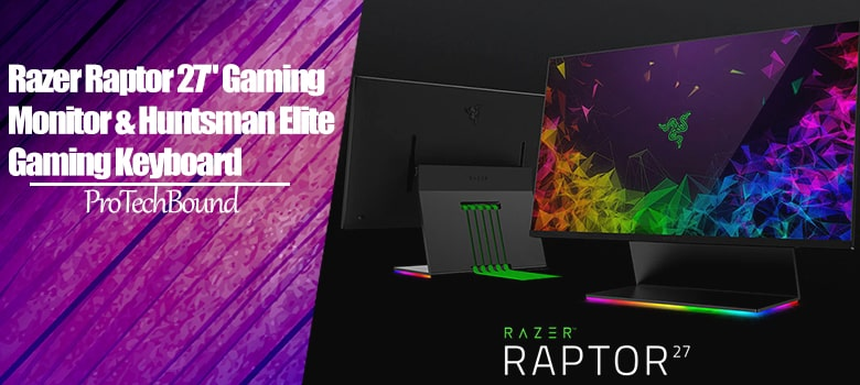 Best Razer Gaming Monitor For PS4, PS4 Pro and PS5 , Xbox One S with Xbox Series X