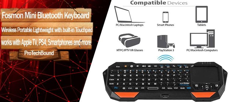 best Mini Wirelesss Keyboard
