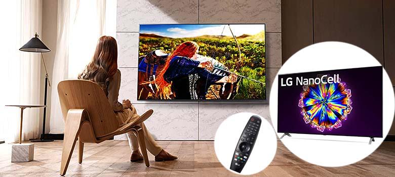 LG 55NANO90UNA best 4k tvs under 1000 dollars