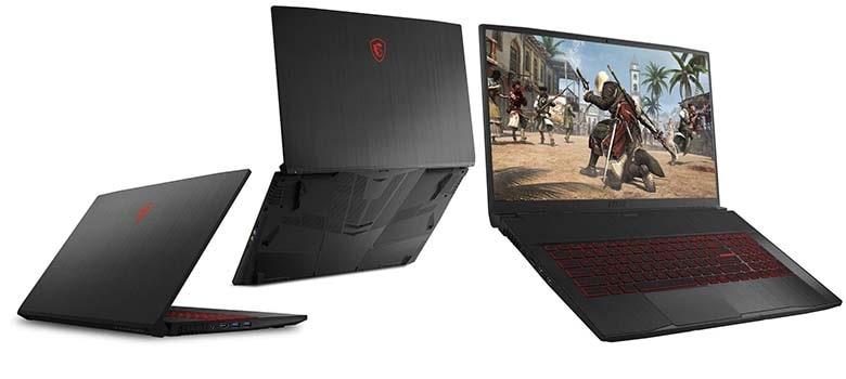 MSI GF75 - 32 GB RAM Gaming Laptop for Streaming Twitch