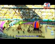CTN Channel Piala Dunia 2014 Brazil at Apstar 6