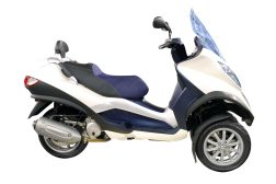 Assurance scooter MP3