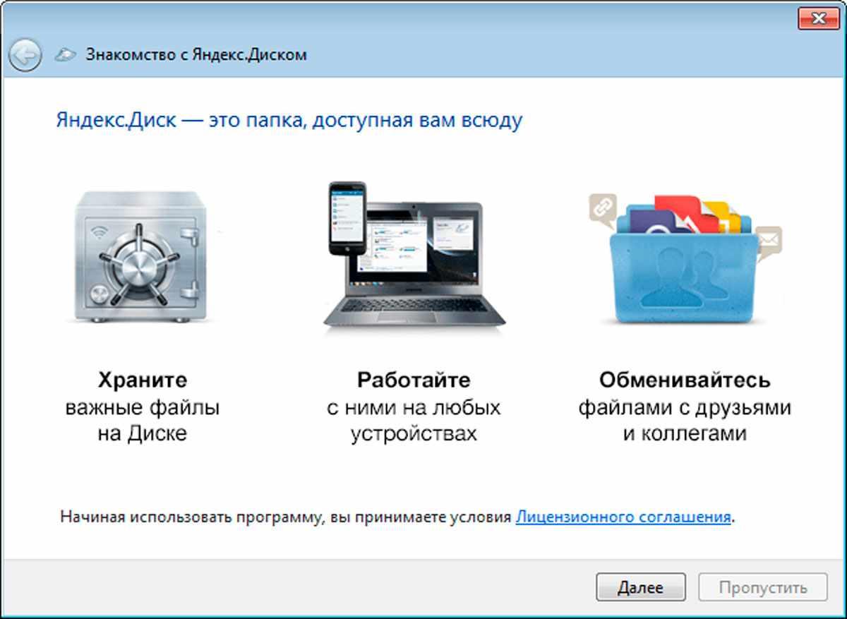 Yandex дискісі қандай?