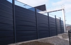 Product Gallery | Acoustic Barriers | Panacor Acoustic Barrier 1