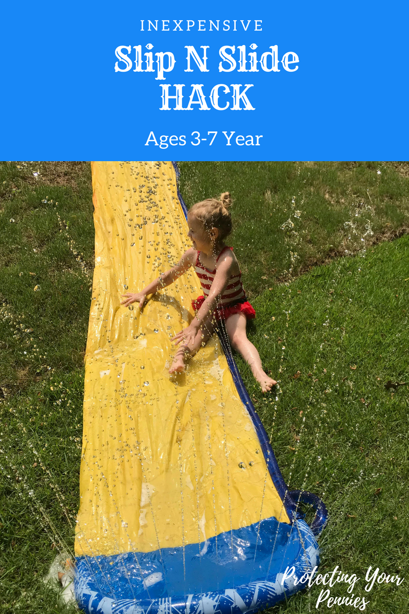 Water Play Activities Slip N Slide Hack