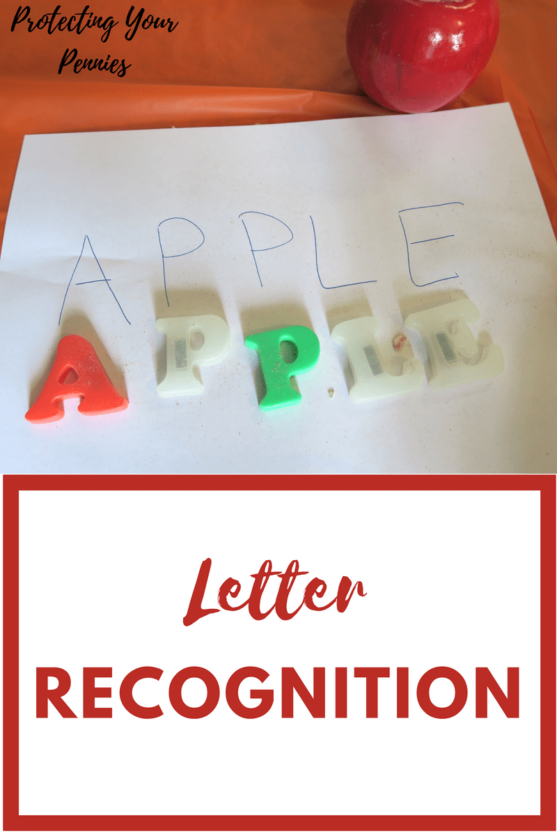 Letter Recognition for toddlers and preschool