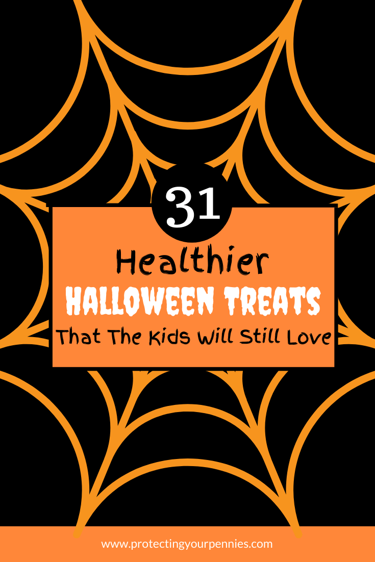 31 Healthier Non-Candy Halloween Treats that the Kids will Still Love