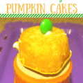 Harvest Party No Bake Pumpkin Cupcakes