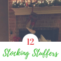 12 Stocking Stuffers for Your 1 year Old Under $5. Inexpensive items without being cheap and junk. Toys, snacks and more to fill the stocking on Christmas Eve night.