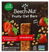 Toddler Snack Granola Bar