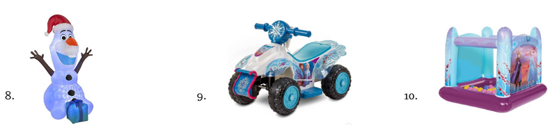 Ultimate Frozen II Christmas Gifts for Girls