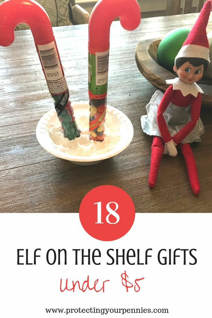 Elf on the Shelf Gifts Under $5 - Protecting Your Pennies