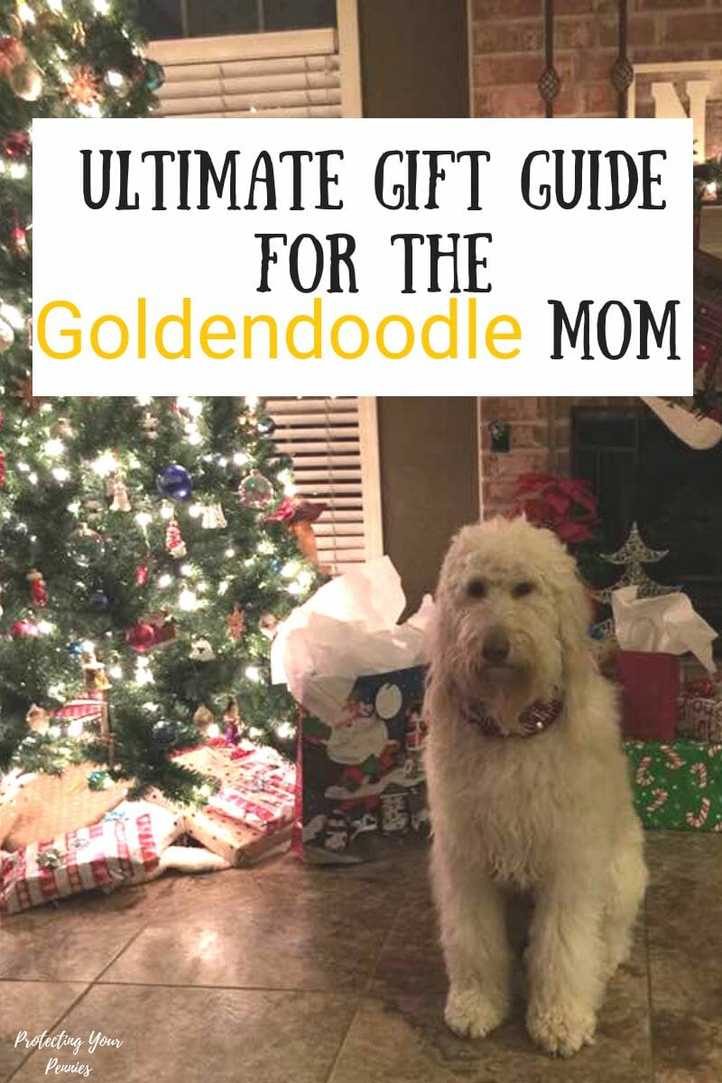 ultimate gift guide for the Goldendoodle mom