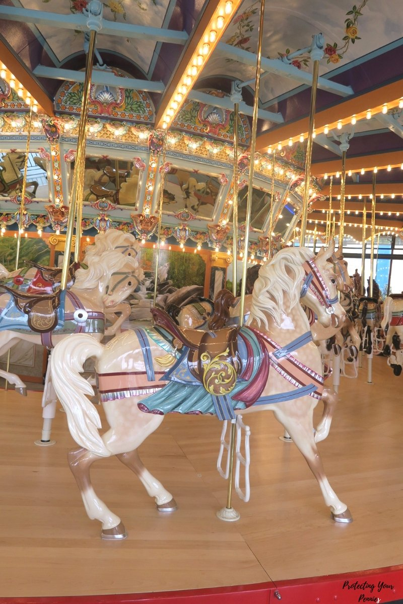 Carousel at CMOM