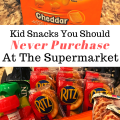 Kid Snacks that You should Never Buy at the Supermarket - Items that will save You hundreds by buying on Amazon