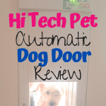 Hi Tech Pet Automatic Dog Door Review