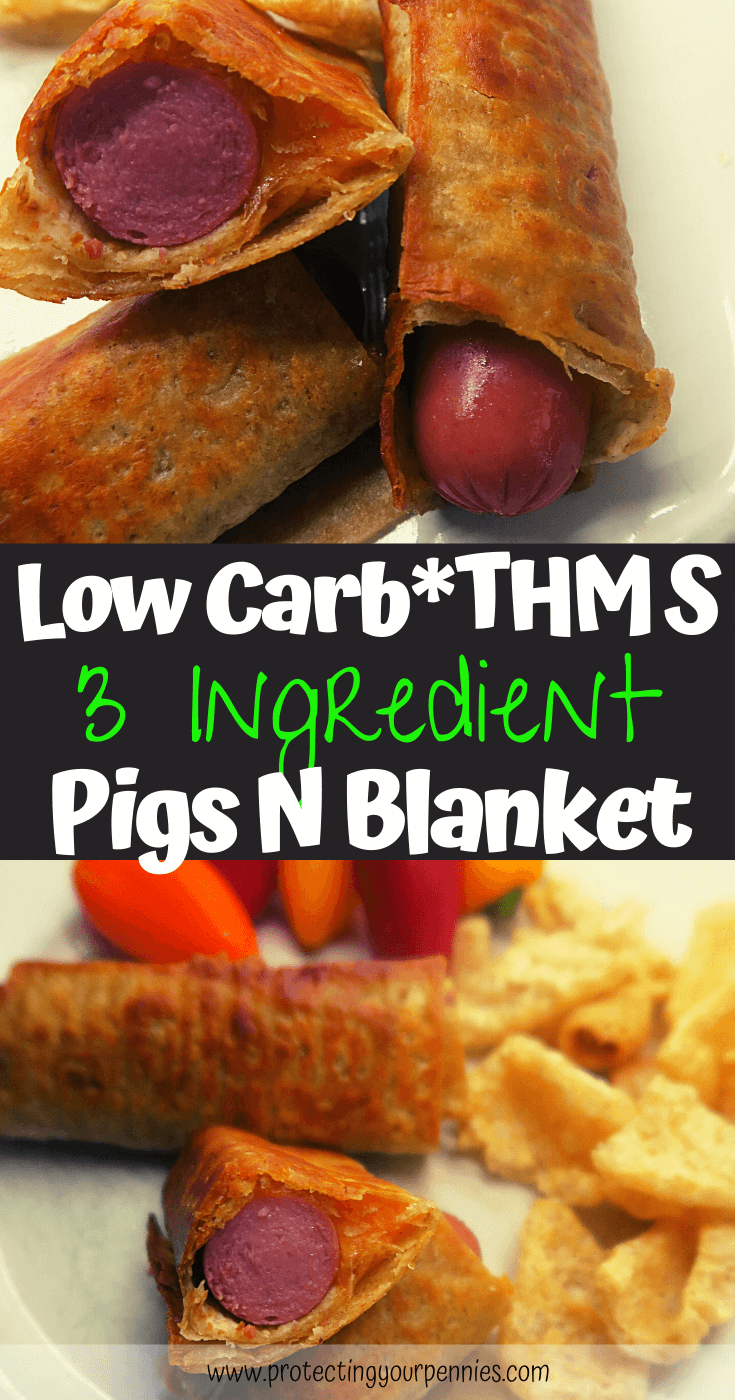 3 Ingredient Pigs N Blanket (1)