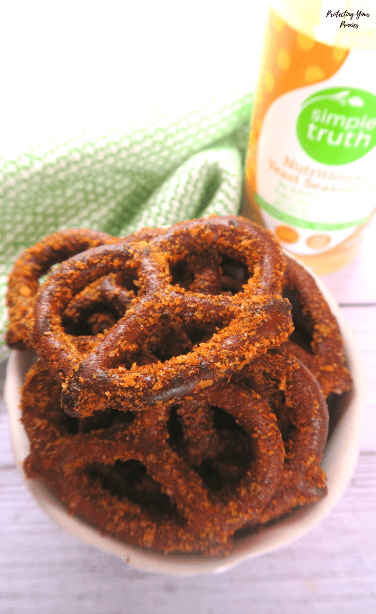 Trim Healthy Mama E Sprouted Pretzels Snack (1)