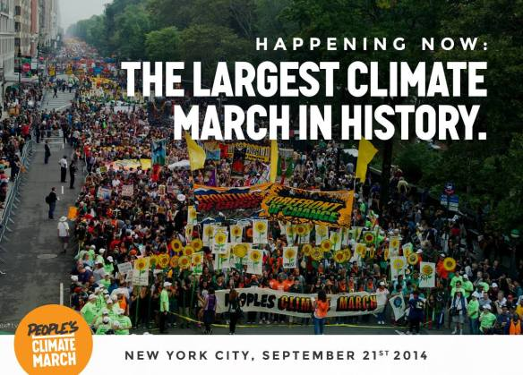 PM Climate March NYC Sept 21 2014