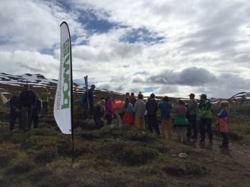 POW Walk'n'Talk har blitt tradisjon. Vi går en fjelltur og snakker om klima og miljø.