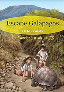 Escape Galapagos book cover