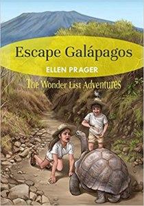 Escape Galapagos book cover