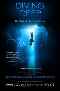 diving deep poster, diving deep documentary, diving deep review