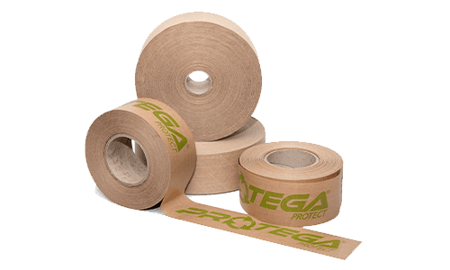 Six areas where Gummed Paper Tape excels.