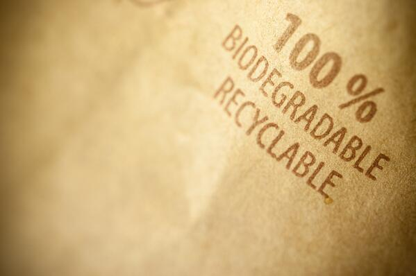 Which is more eco-friendly…paper, or biodegradable plastic?